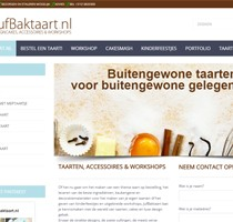 Jufbaktaart.nl